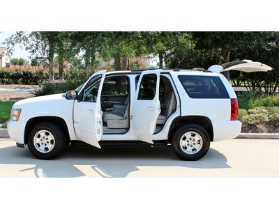 Find Used 2007 Chevy Tahoe Lt 2wd Leather 6 Cd Onstar
