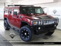 Buy used 2003 HUMMER H2 HEATED SEATS ROOF RACKS RUN BOARDS ...