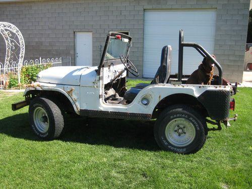 Sell used 1963 Jeep CJ5 Willys M38-A1 in South Jordan, Utah, United