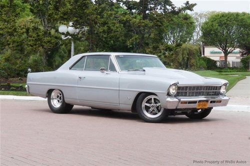 Purchase used 1967 Chevy Nova SS Tribute For Sale~327~4 Speed~Mini
