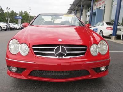 Sell Used 06 Mercedes Benz Clk500 Amg Body Styling Power