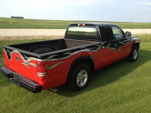 Sell used 2000 Dodge Dakota R/T - Custom Paint! in Peotone, Illinois