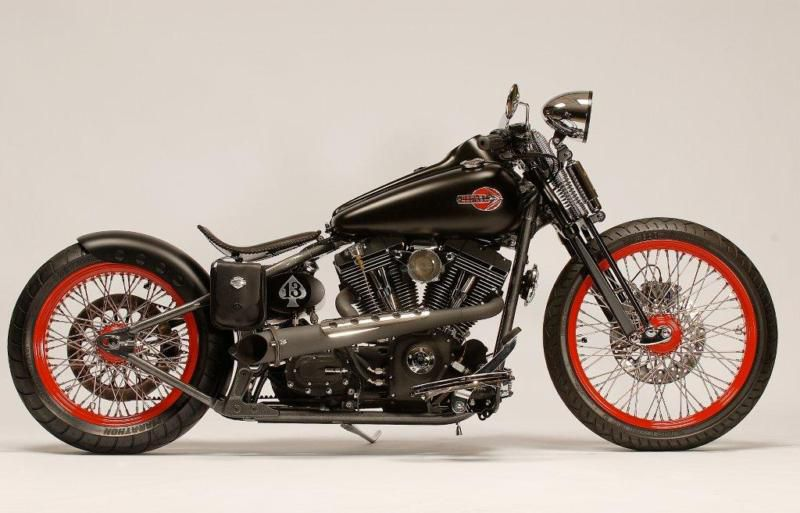 Buy 2000 Harley-Davidson Softail Standard on 2040-motos