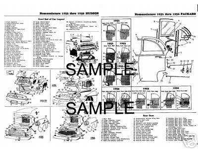1956 Cadillac Wiring Diagram Wiring Diagram