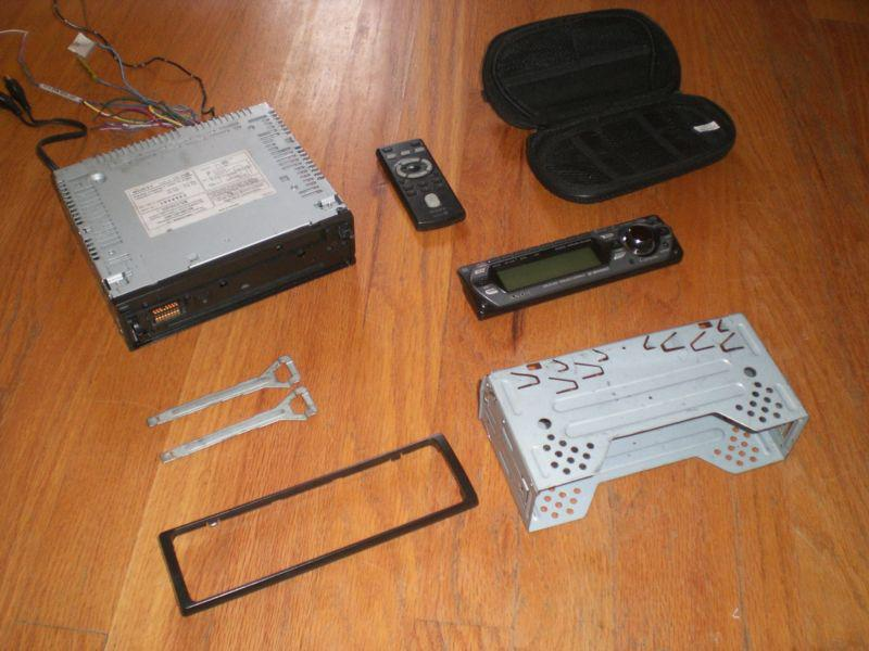 Sell SONY CDX-GT400 52w x 4 CD Player MP3-WMA motorcycle in Denver