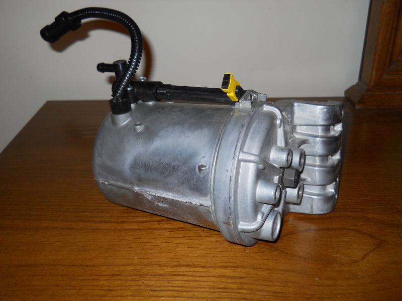 1999 dodge ram cummins fuel filter housing
