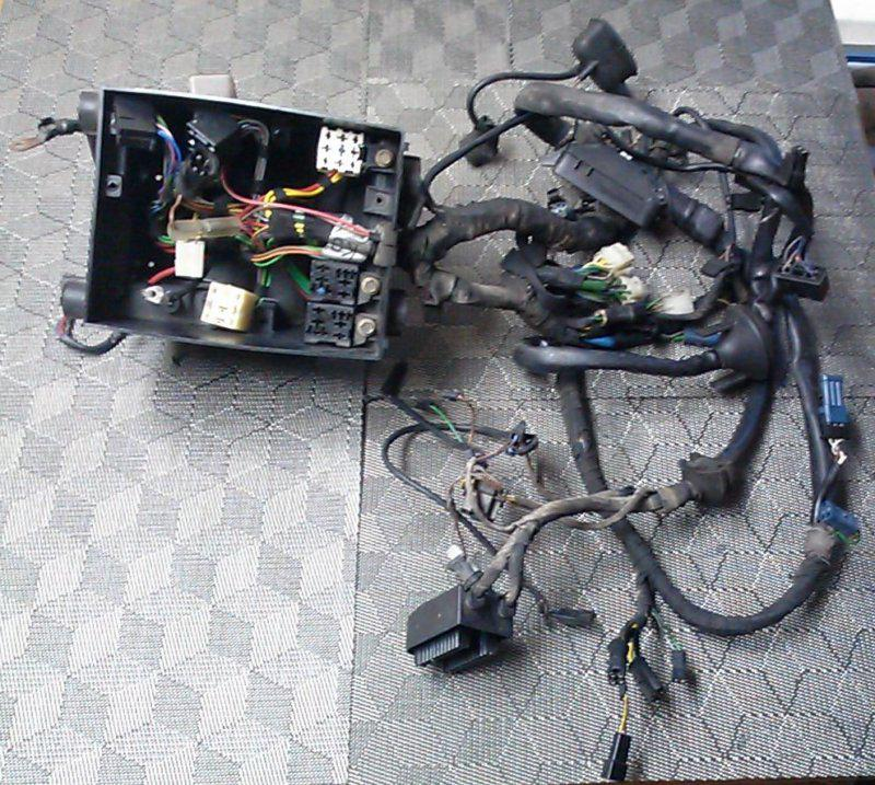Bmw K75 Fuse Box Wiring Diagram