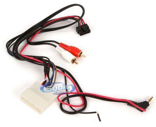 auxiliary controller wire harness