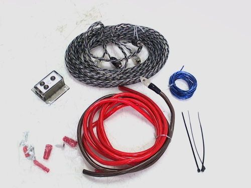 Purchase Scosche KDADC 1600 Watt Dual AMP Wiring Cable Kit W/ Power
