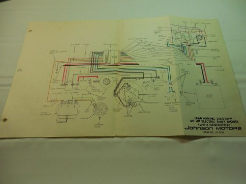 1969 Johnson Outboard Wiring Diagram Wiring Diagram