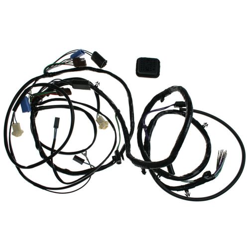 1969 mustang wiring harnesses for sale