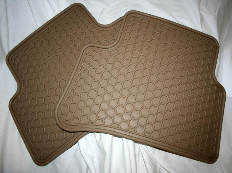 Sell 2012 2013 Mercedes C250 C350 Coupe Rubber Floor Mats