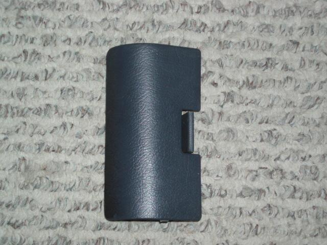 Purchase Daewoo Lanos inside fuse box cover GRAY with FREE S/H