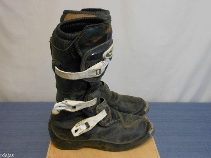 Buy Alpinestars Size Us 4 Motorcross Boots Pre Owned