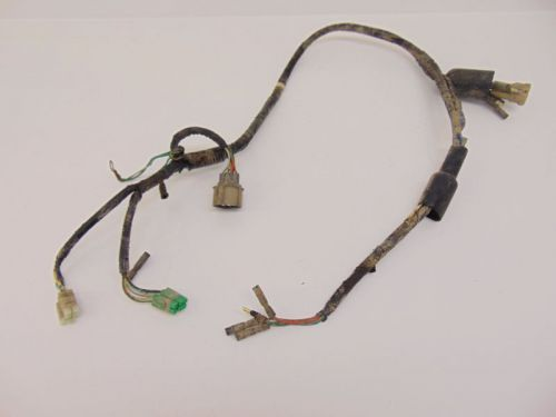 Honda 300ex Wiring Harness Electronic Schematics collections