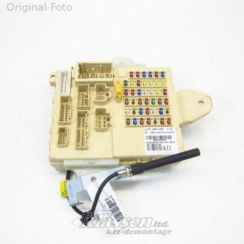 Sell fuse box Kia SORENTO II XM 1109- 954002P404 UNIT ASSY-IPM