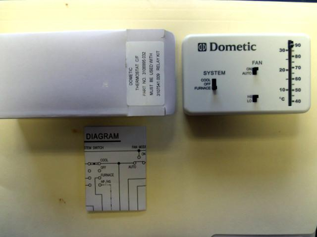 Dometic Thermostat Wiring Instructions
