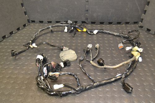 Find 06-16 YAMAHA RAPTOR 700 700R MAIN ENGINE WIRING HARNESS MOTOR