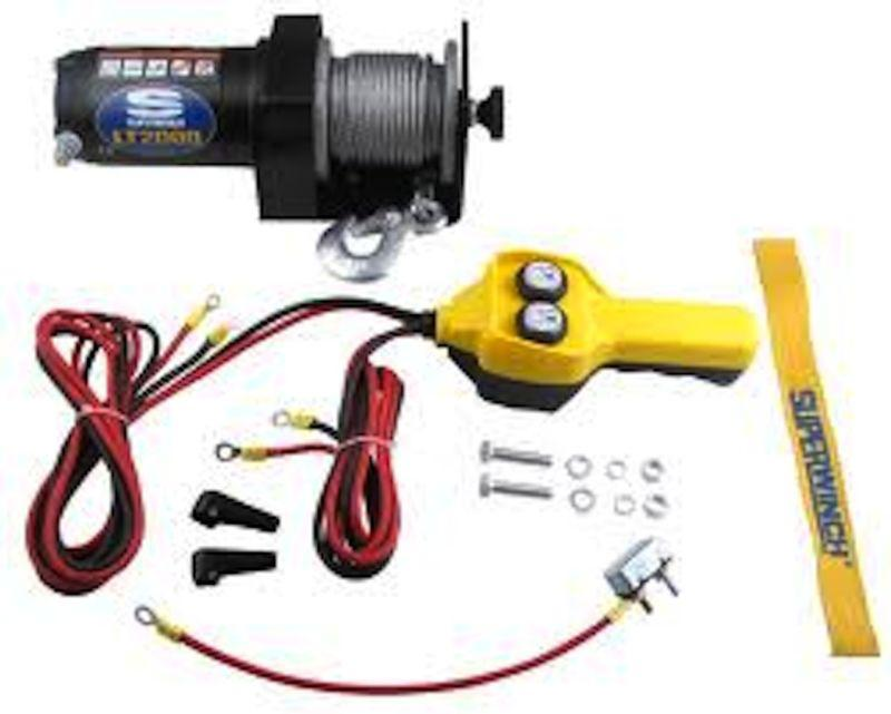 Winches for Sale / Page #157 of / Find or Sell Auto parts