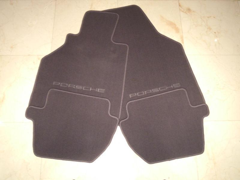 Find 99 05 Porsche 911 996 Blue Carpet 4 Piece Set Of