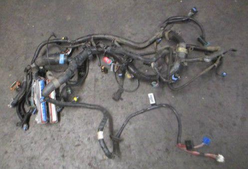 Buy 97 CAMARO RS FIREBIRD GM USED 38 V6 AUTOMATIC ENGINE WIRING