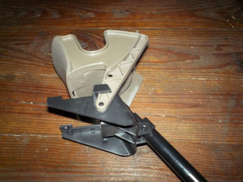 Sell 00 01 02 03 Mazda Mpv Front Dash Cup Holder Tan Oem