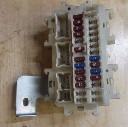 Purchase NISSAN 370Z OEM FACTORY IPDM INTERIOR FUSE BOX 2009-15