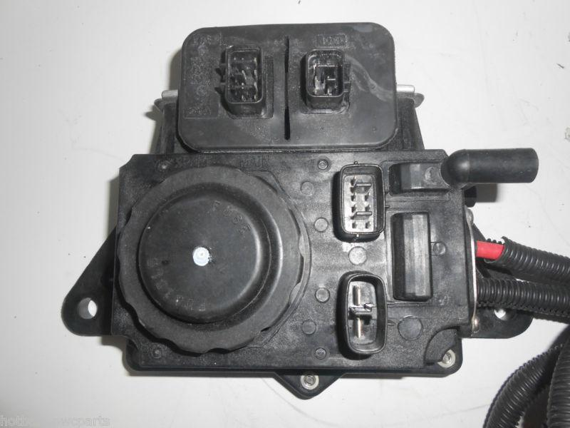 Buy Yamaha Jet Ski 10-13 VX(ALL) Fuse Block and Starter Relay \u003c20 Hr