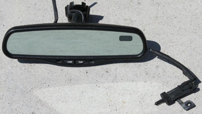Silverado Rear View Mirror Wiring Harness Electrical Circuit
