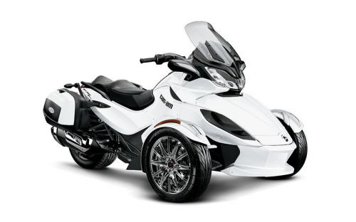 Find 2011 Can-Am CanAm Spyder RT RT-S Limited  Trailer SERVICE