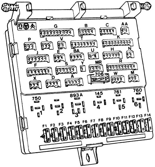 Help With Fuse Box Plugs - Body, Interior  ICE - 205GTIDrivers