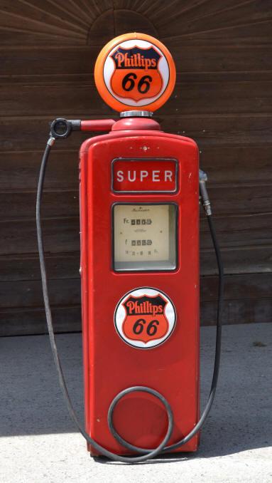 Meuble Pompe A Essence. meuble pompe \\u20ac essence en métal rouge h ...
