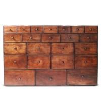 Apothecary Cabinet (1901)   20thcdesign.com