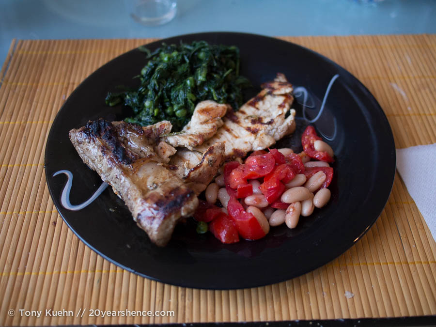 Enrico's Tuscan-inspired Feast