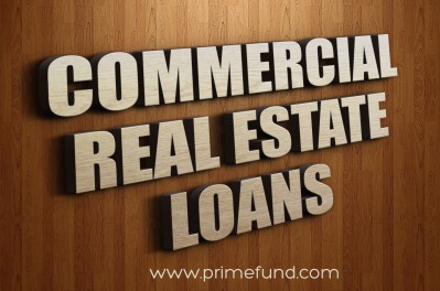 Commercial Real Estate Loans - working capital finance - MyFirstWorld