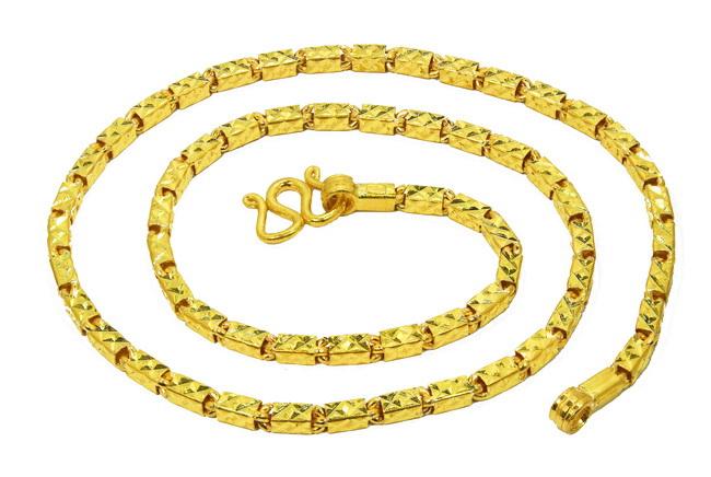 Thai Baht Gold Chains Best Workmanship Highest Gold Purity