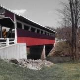 Glessner Covered Bridge, Somerset County, PA