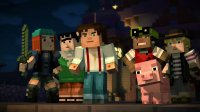 Minecraft Story Mode Episode One | Review - 24-7gamer.com