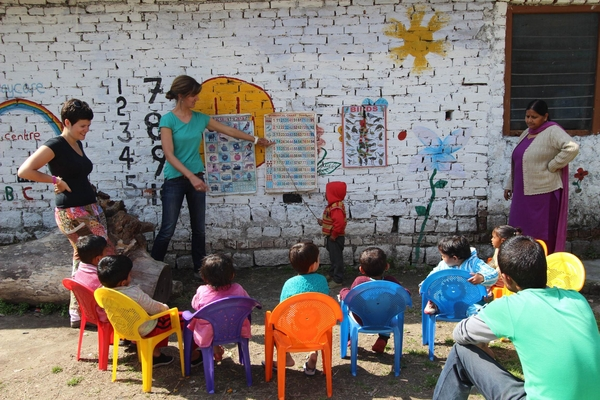 iSpiice Conducts Gap Year Programs in India - Volunteers Around the - volunteers around the world
