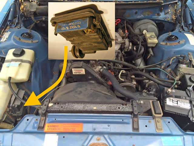 78 Volvo Gle Fuse Box Wiring Diagram