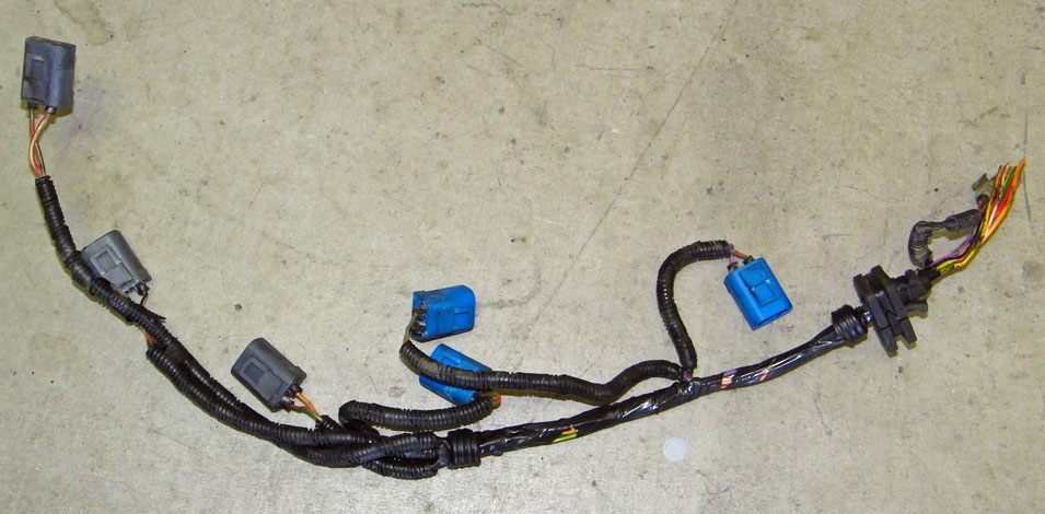 Dave\u0027s Volvo Page - Volvo Wiring Harnesses 960 and S90