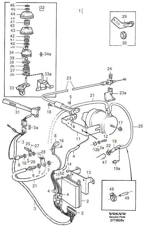 1990 volvo engine diagram