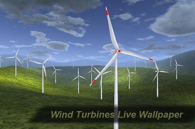 Live 3d Dolphin Wallpaper Wind Turbines 3d Windr 228 Der Als Live Wallpaper 24android