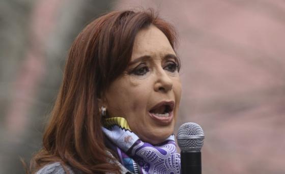 Cristina cuestionó la posición del gobierno