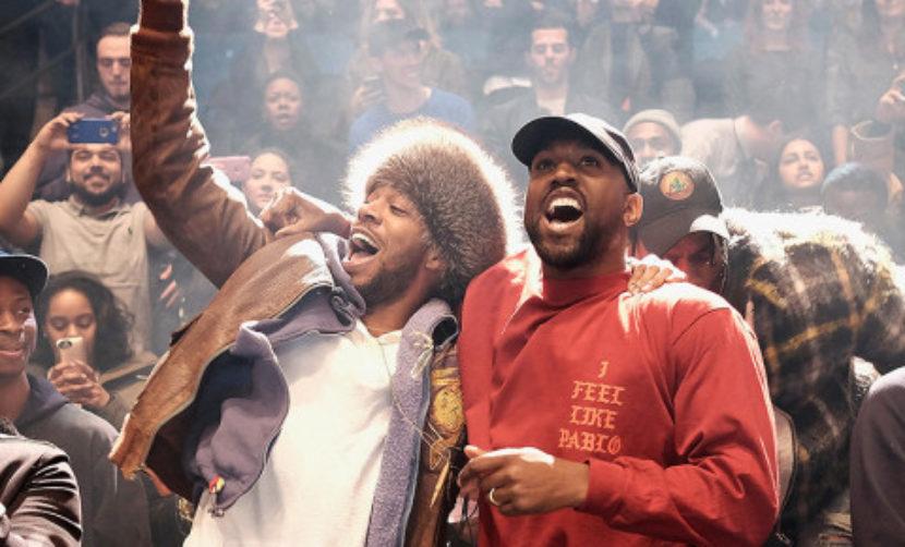 Goyard Wallpaper Iphone 6 News Watch Kanye West Amp Kid Cudi Perform Live At Adidas