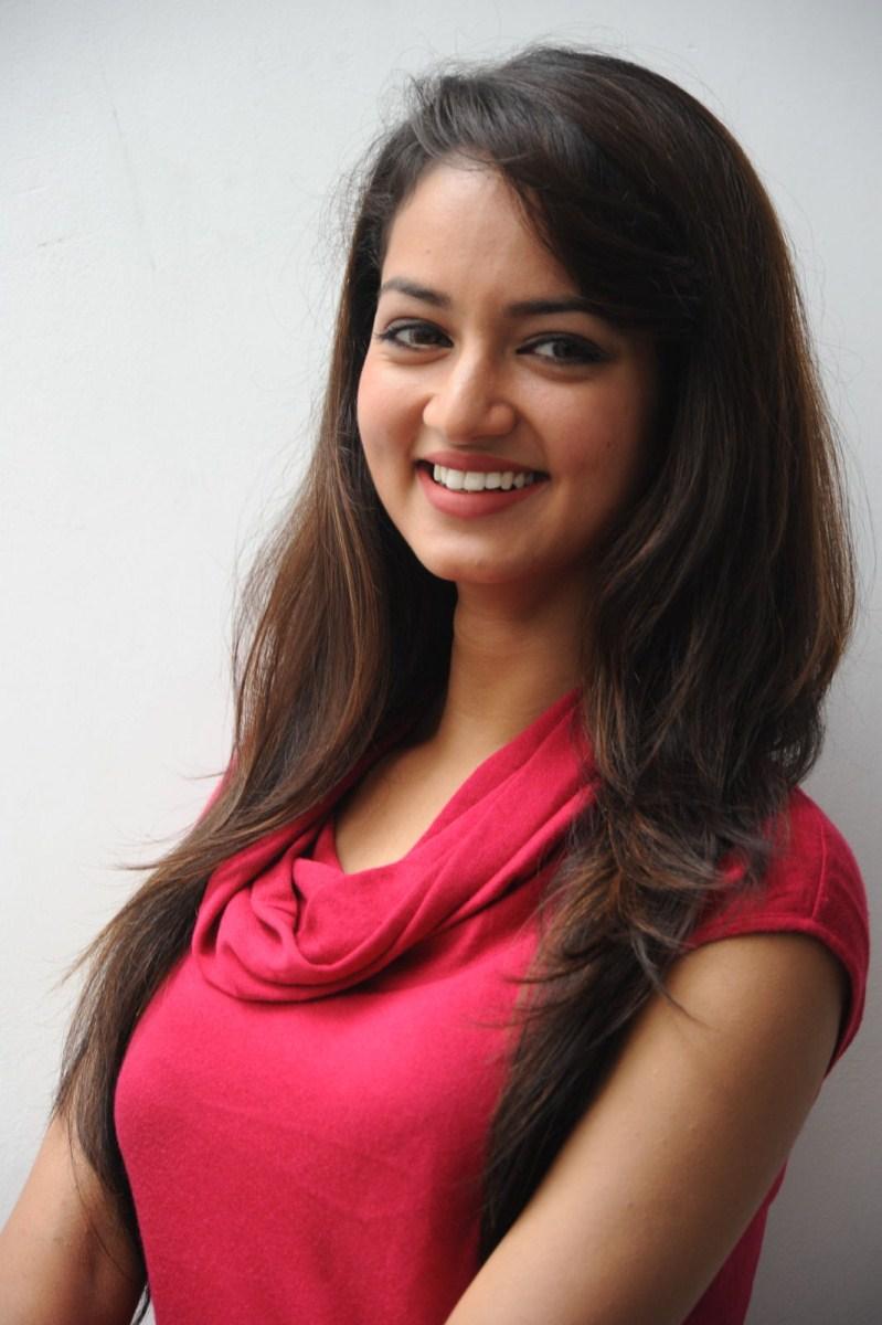 Jr Ntr Hd Wallpapers Shanvi Latest Cute Photos In Red Dress 25cineframes