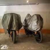 geparkt - für unseren Urlaub in Ecuador