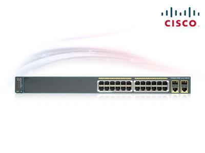 WS-C2960 24PC-L ขาย Cisco Catalyst 2960 Plus 24 ราคาถูกกว่าทุกที่