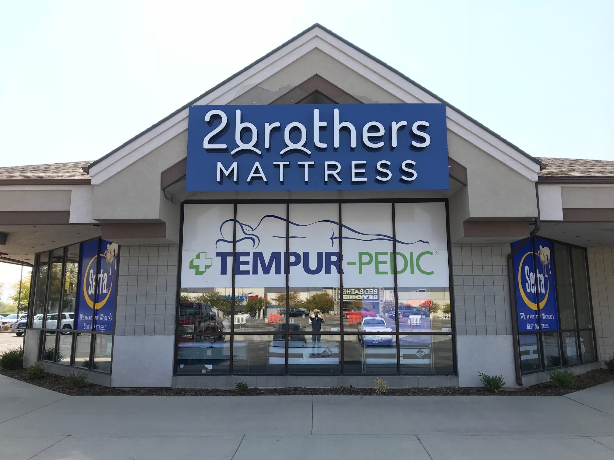 Tempurpedic Mattress For Sale In Orem Ut 2 Brothers Mattress