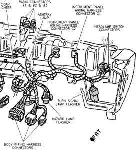 98 pontiac bonneville wiring diagram